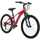 Diamondback Bicycles 2015 Cobra 24 Complete Hard Tail Mountain Bike, 24-Inch Wheels/One Size, Red