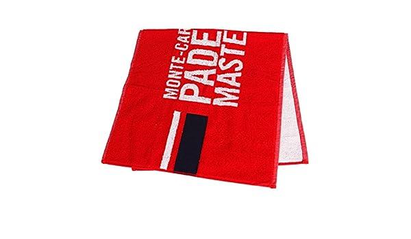 PADEL REVOLUTION - Toalla Jacquard Monte-Carlo Padel Master ...