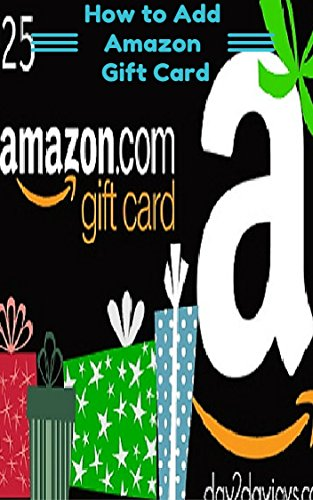 How to Add a Gift Card to My Account: How to Add a Gift Card to My Amazon Account (My Personal Account compare prices)
