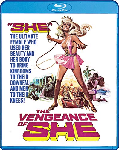 The Vengeance Of She [Blu-ray]