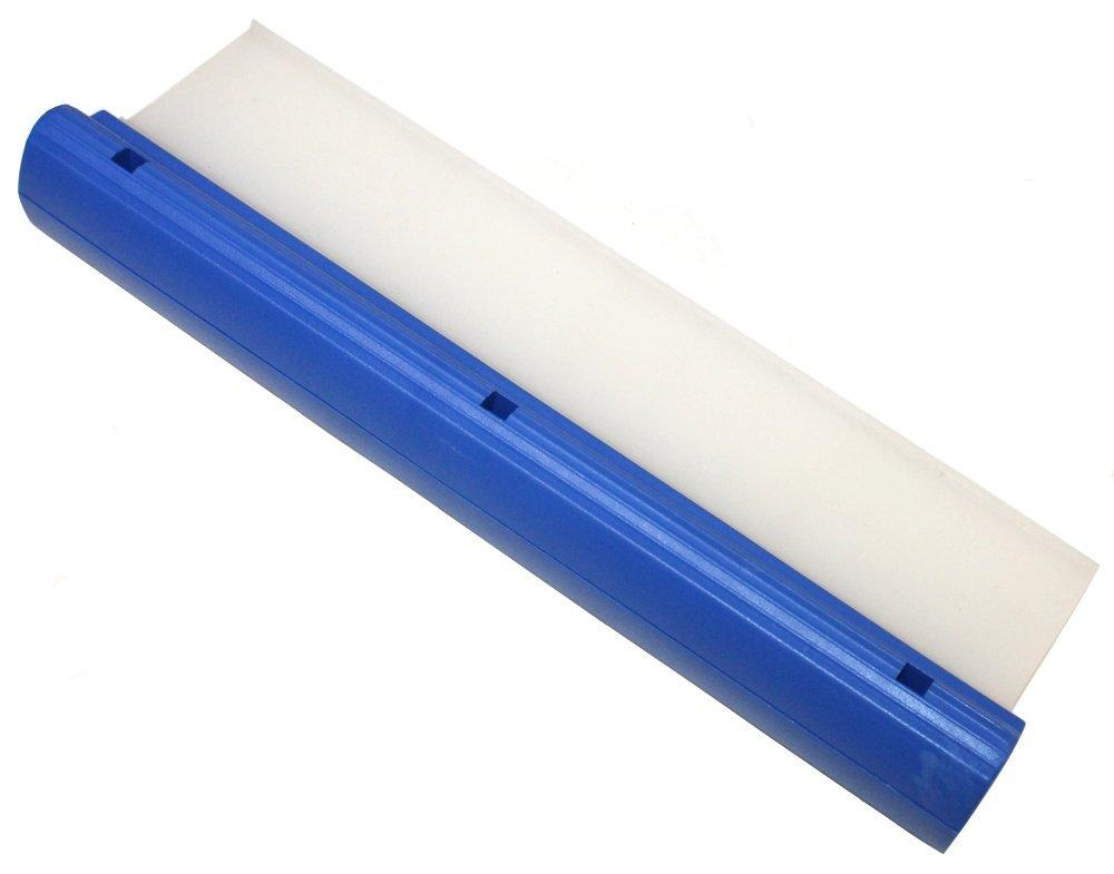 Reinigung Waschen Auto KFZ-Silikon-C1567 AERZETIX Raclette blau zur Trocknung