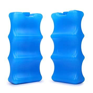 Amazon.com: Paquetes de hielo reutilizables para ...