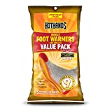 Kyпить HotHands Insole Foot Warmers With Adhesive Value Pack (5-Pairs) на Amazon.com