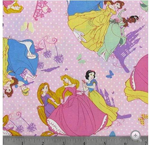 Pink Princess Princesses Valance SAle Cotton Window Curtain Treatment 43