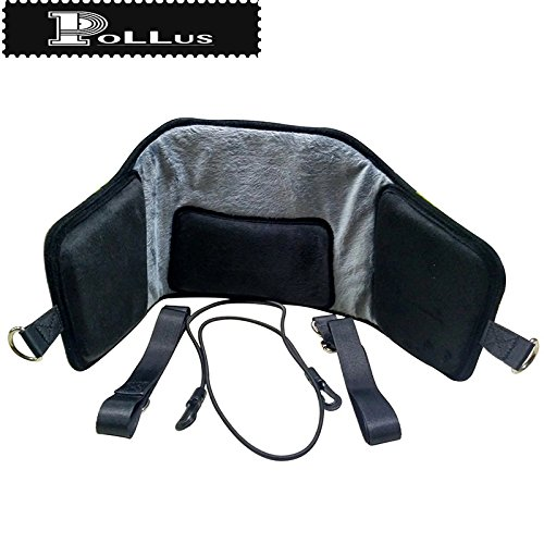 Neck Hammock: Light Weight, Portable, Therapeutic Tension Device with Carrying Bag and Straps Included - Gradually Stretches for Relief of Neck Pain- Great for Relaxation, Home, Office, and Travel by Pollus (Image #5)