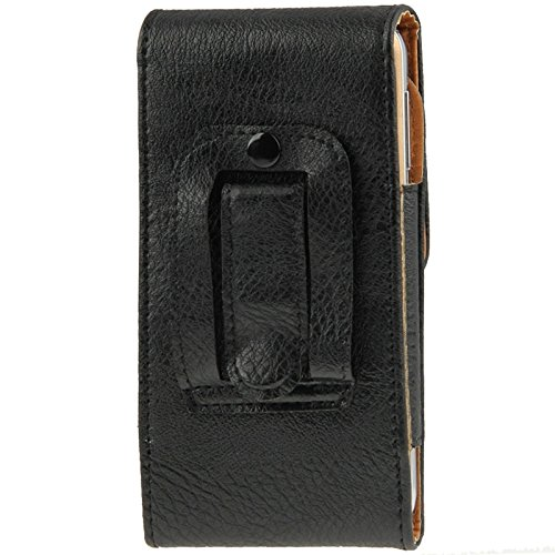Phone case & Hülle Für IPhone 6 / 6S, Elefant Texture Vertikale Art Ledertasche mit Gürtel Clip