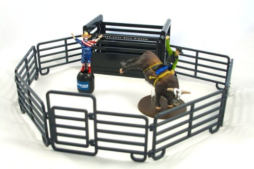 Pro Bull Rodeo - Big Country Toys Pro Bull Riders Rodeo Set