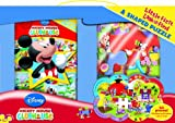 1St Look & Find & Puzzle Mickey Mouse, Publications International Ltd. Staff, 1450802575