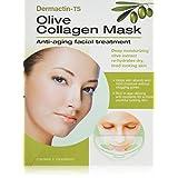 Dermactin-TS Collagen Mask Olive 1 Count