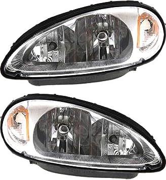 Passenger side WITH install kit LED 2008 Chrysler PT CRUISER Door mount spotlight 6 inch -Chrome
