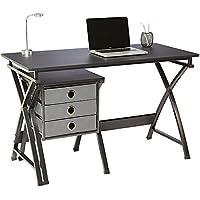 Brenton Studio X-Cross Desk And File Set