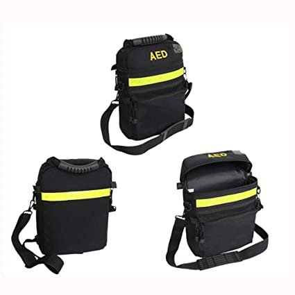 54f0abd50 Jipemtra First Aid Bag Backpack, Medical Backpack 1st Aid Bag Empty Small  Medical First Aid Bag Only Rescue AED Bag Foldable Pouch Tote First  Responder Bag ...