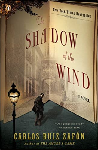 Image result for The Shadow of The Wind by Carlos Ruiz Zafon