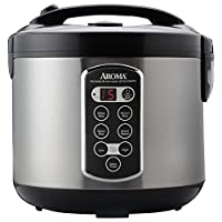 Aroma Housewares ARC-2000ASB Professional 20-Cup (Cooked) Digital Rice Cooker from Aroma Housewares