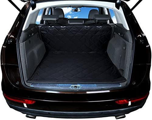 Universal Fit for Any Animal Alfheim Dog Cargo Liner for SUV Durable Liner Covers and Protects Your Vehicle Cargo Liner