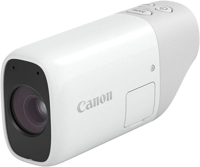 Canon PowerShot Zoom, Compact Telephoto Monocular, White : Camera & Photo