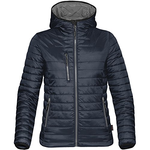 Charcoal Two Navy Shell Ladies Coat Gravity Tone Thermal Stormtech fw8q6f