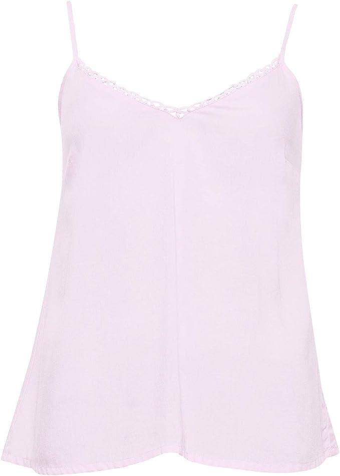 Cyberjammies 4119 Womens Zara Pink Pyjama Top