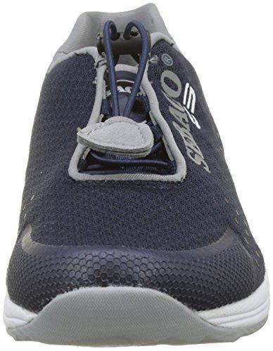 Sebago Cyphon Sea Sport, Náuticos Para Hombre Blue (Blue Navy 908)