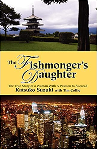 The Fishmonger S Daughter Katsuko Suzuki Tim Collie