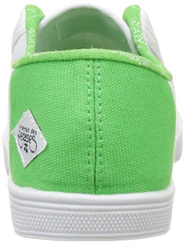 Le Temps des Cerises Basic 02_Femme - Baskets - Femme green