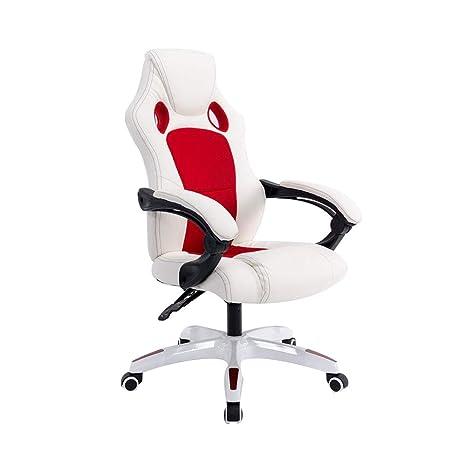 Amazon.com: Bseack Silla giratoria de oficina, silla de ...