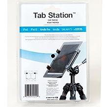 Castiv - Tab Station Adjustable Tablet Holder for Tripod 1/4-Inch-20 Thread
