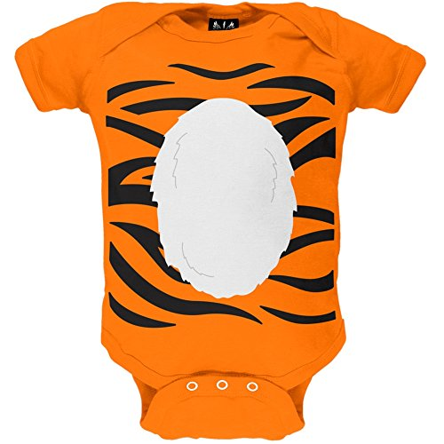 Little Boxer Costume (Tiger Costume Baby One Piece - 12-18 months)