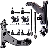 ECCPP Suspension Kit for 1996-2002 Toyota Corolla Control Arm Qty(10)