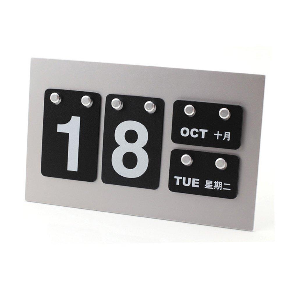 2018 Calendar Modern Desk/Wall Simple Style Calendar