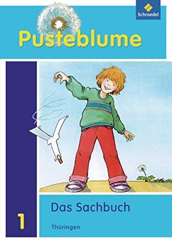 Pusteblume. Das Sachbuch - Ausgabe 2010 Thüringen: Arbeitsheft 1 + FIT MIT