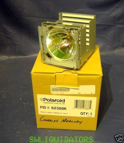SpArc Bronze Polaroid PV211 Projector Replacement Lamp with Housing [並行輸入品]   B078G817Z9