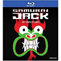 Deals on Samurai Jack: The Complete Series Box Set Blu-ray