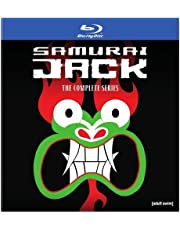 Samurai Jack: The Complete Series Box Set (BD) [Blu-ray]