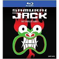 Samurai Jack: The Complete Series Box Set (BD) [Blu-ray]