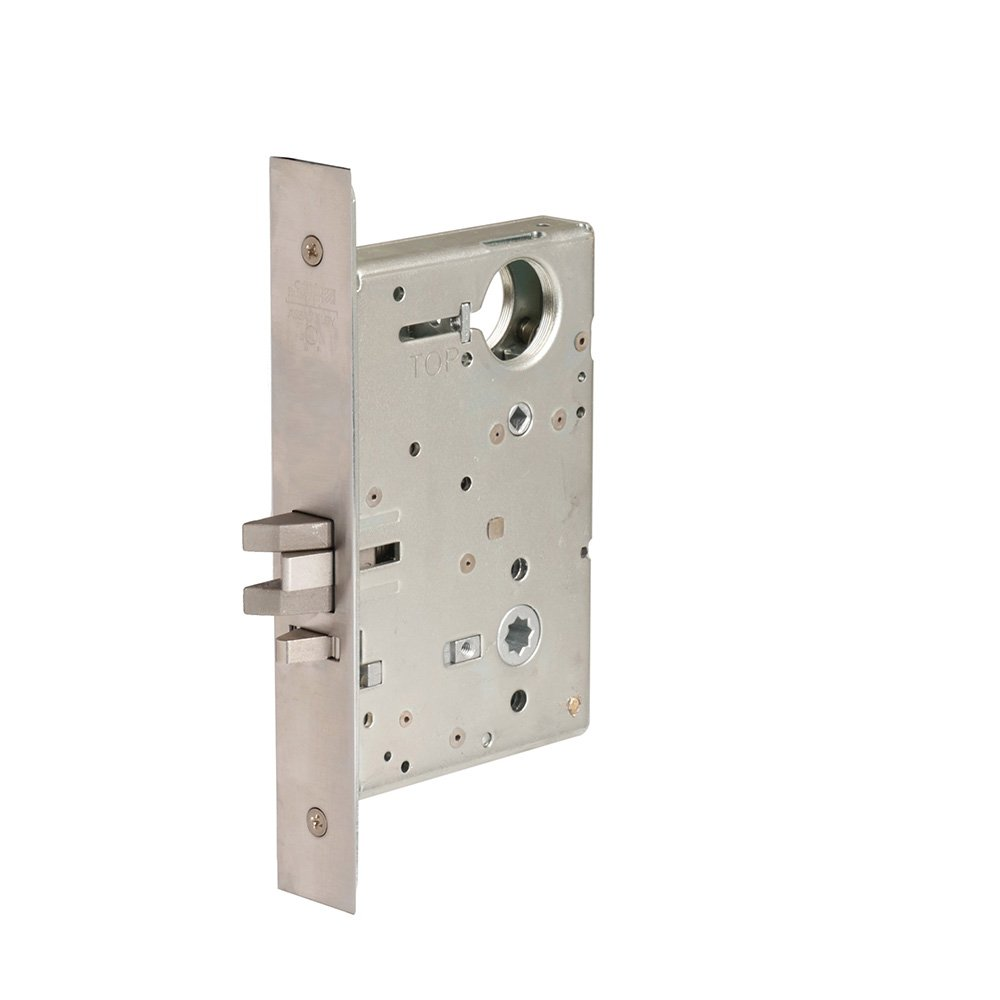 Lever Body Only CORBINRUSSWIN ML2032-LL-630 630 Satin Asylum//Institution Steel; Stainless Steel Corbin Russwin Architectural Hardware