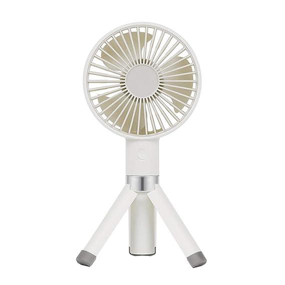 JiaMeng Ventilador Mini Ventilador USB Silencioso, Ultra ...