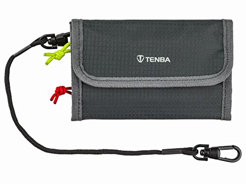 - Tenba Reload Universal Card Wallet - Gray (636-253)