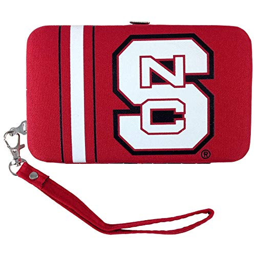 - NCAA NC State Wolfpack Shell Wristlet