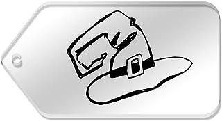 Azeeda 10 x Grand 'Chapeau de Sorcière' etiquettes de Bagage / Cadeau (TG00066696)