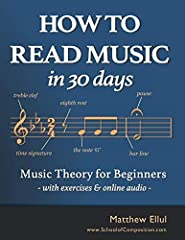 Do you want to learn how to read music notation quickly and easily? Do you want to understand music theory fundamentals in a simple, step-by-step system? Then this book is for you! With over 150 music examples, over 100 written exercises, 10 ...