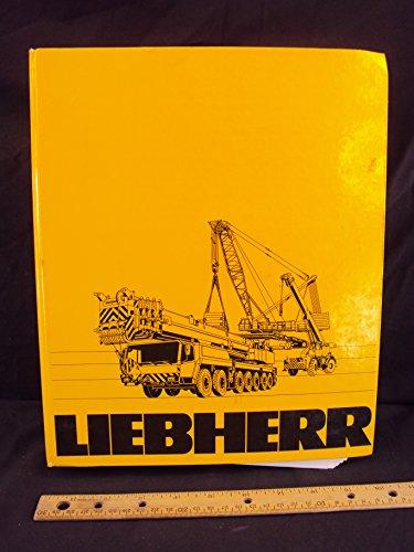 Liebherr LR 1800 Lattice Boom Crawler Track Crane Operating Instructions - Liebherr Crawler Cranes