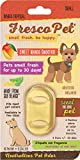 FrescoPet #1 Pet Odor Eliminator, Scented Collar Tags, Miracle 24/7 Pet Odor Neutralizer, 3-Pack Fresh Mango Smoothie: Tropical Scent, 1 Pet Odor Control, Fresco Pet Dog Perfume - Small