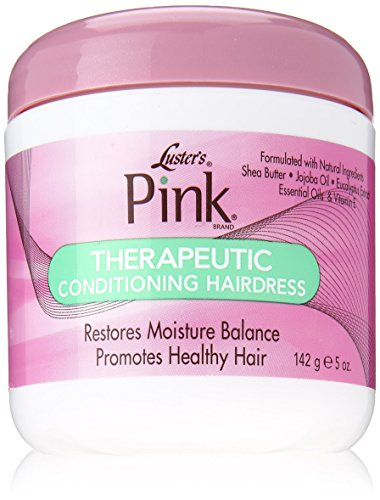 Luster's Pink Conditioner Hairdress, 5 Ounce