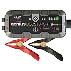 NOCO Genius Boost Amp 12V UltraSafe Lithium Jump Starter by NOCO