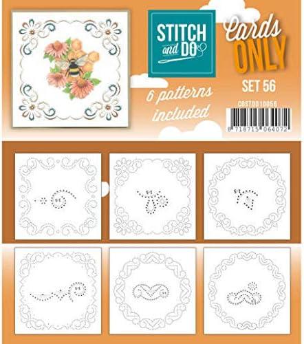 Find it Media Stitch /& Do Cards Only Set 56