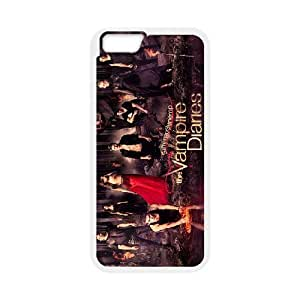 [StephenRomo] For Apple Iphone 6 Plus 5.5 inch screen-Movie The Vampire Diaries PHONE CASE 10