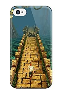 NADIA Magic Diy 4/4s Scratch-proof protective case cover For Iphone/ Hot Temple Run cell phone asUBo4bRlya case cover