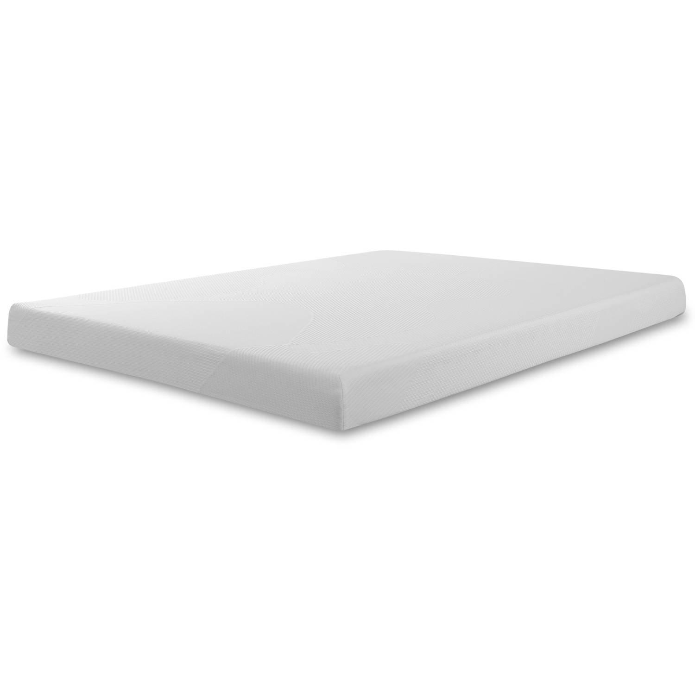 "Amazon Spa Sensations 6"" Memory Foam Mattress Twin Kitchen"