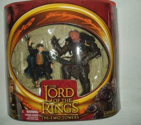 Lord of the Rings The Two Towers Merry /& Grishnakh ~ NEW